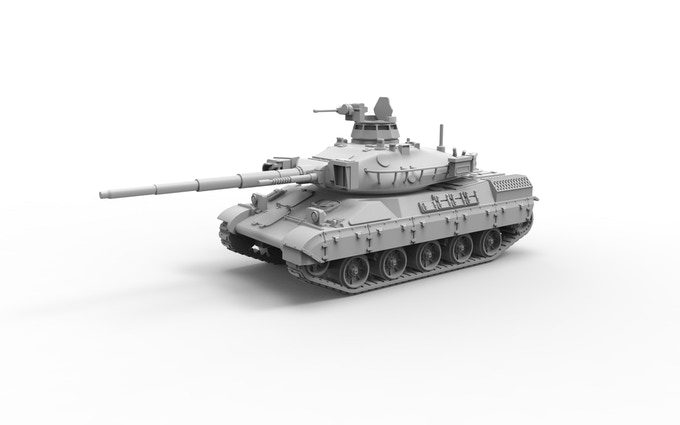 AMX30B2 with thermal sensor