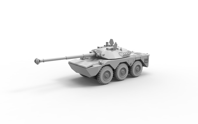 AMX10 RC early version