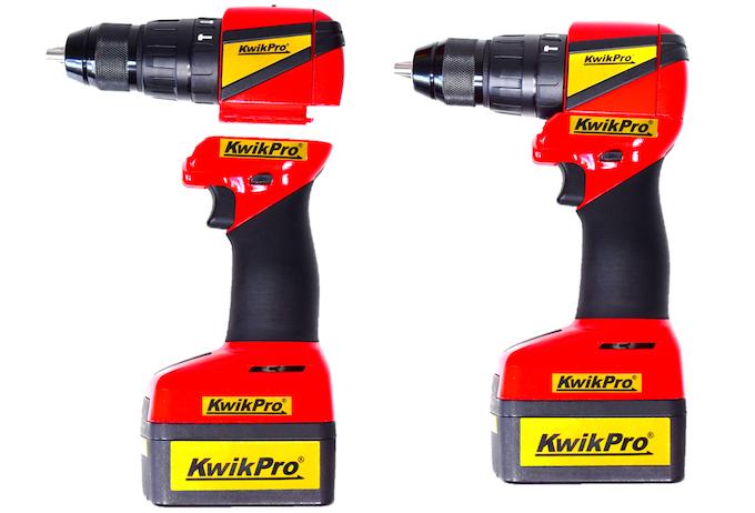 Hammer drill - pistol-grip