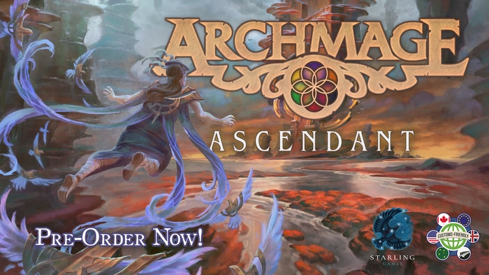 Ascend to new heights in the first expansion to Archmage!