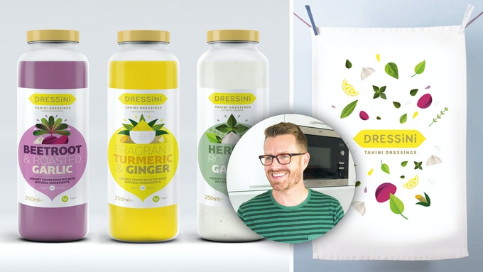 Reap the rewards: Get your hands on these dressings, a tea towel or me ;-)