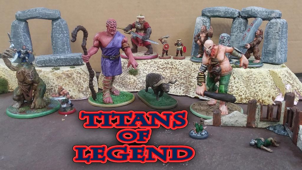 Titans of Legend project video thumbnail