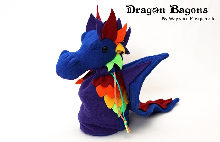 Rainbow Dragon Bagon