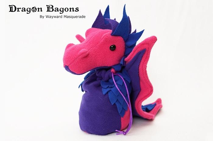 Bi Pride Dragon Bagon