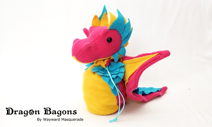Pan Pride Dragon Bagon