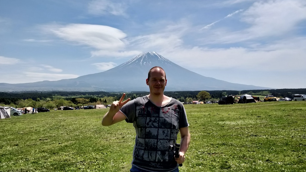 Project image for Crappy Music Festival at Mt. Fuji