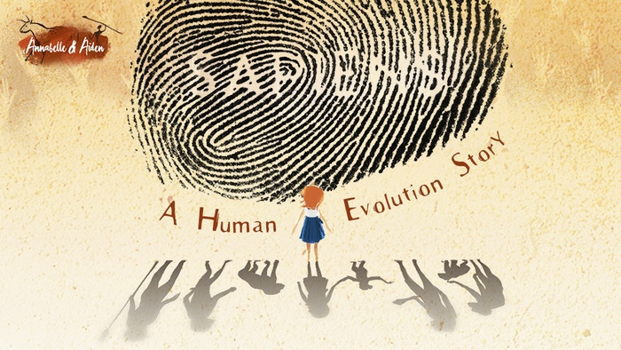 A gorgeously-illustrated children's book celebrating our shared human ancestry, history, and diversity. This is the story of us.