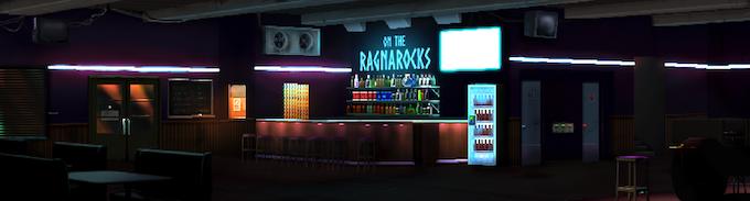 On The Ragnarocks Bar