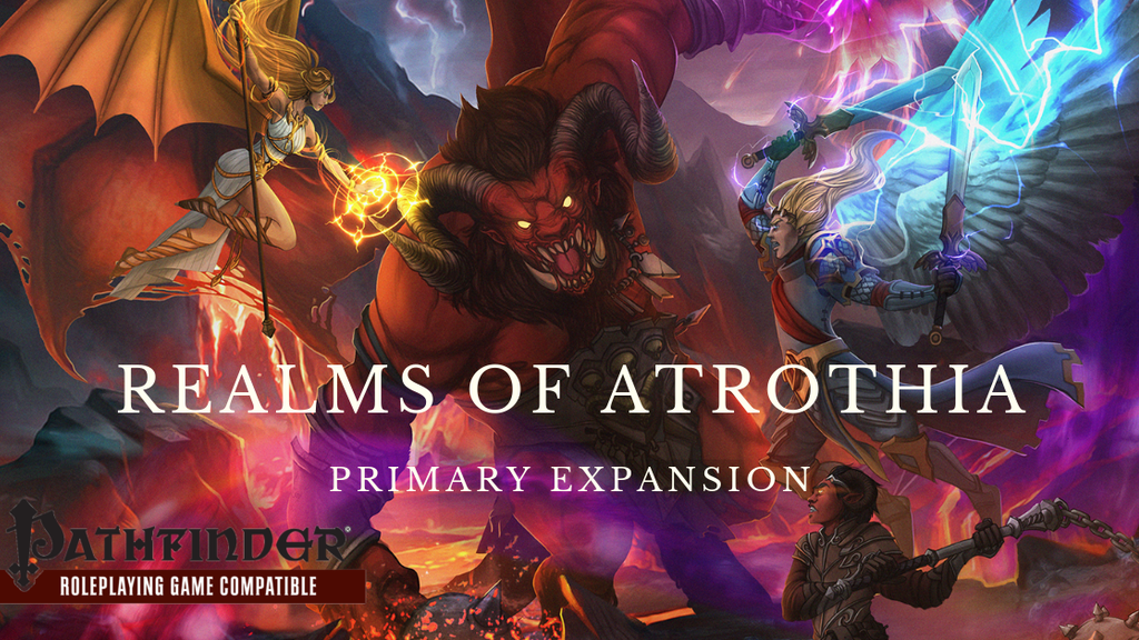 Project image for Realms of Atrothia: Primary Expansion (Pathfinder 1E)