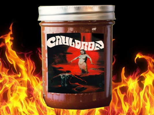 CAULDRON Ghost Pepper Hot Sauce