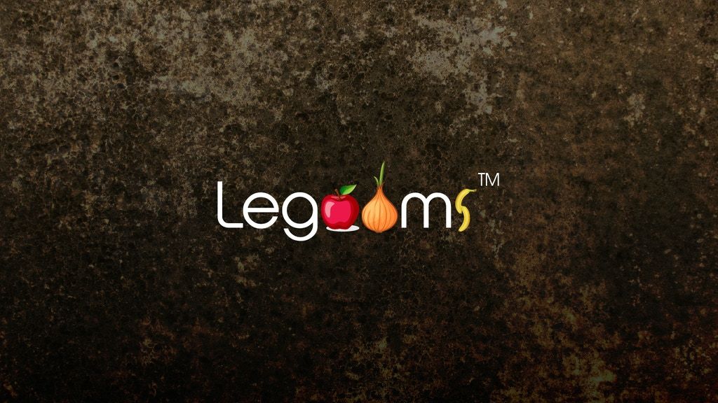 'Legooms' Reusable Vegetable & Produce Bags by Postera project video thumbnail