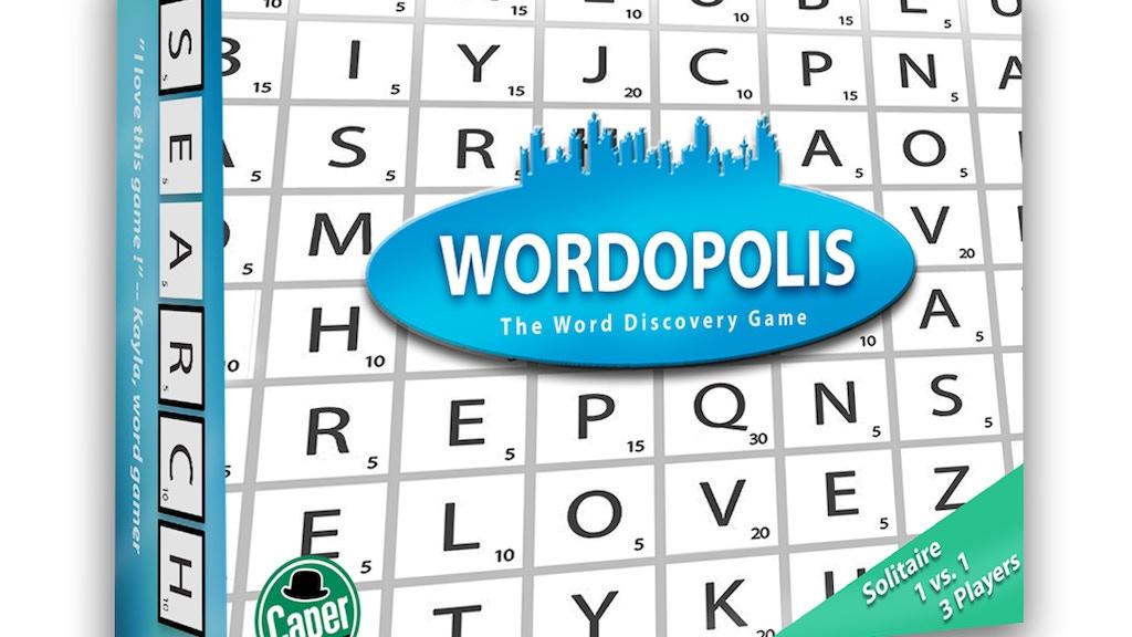 WORDOPOLIS project video thumbnail