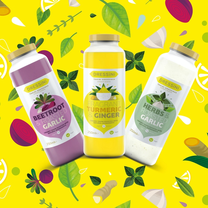 Bring fun and nutrition back into the condiments' aisle with these Dressini dressings. Boost your dishes with these delicious rewards!