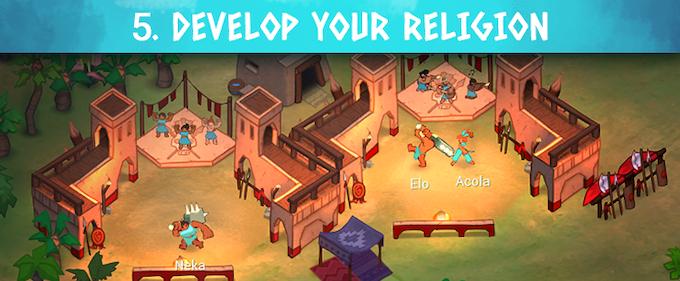 Godhood by Abbey Games — Kickstarter
