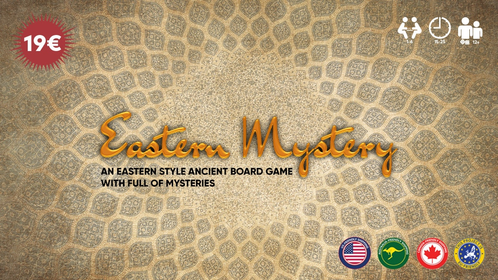 Eastern Mystery project video thumbnail