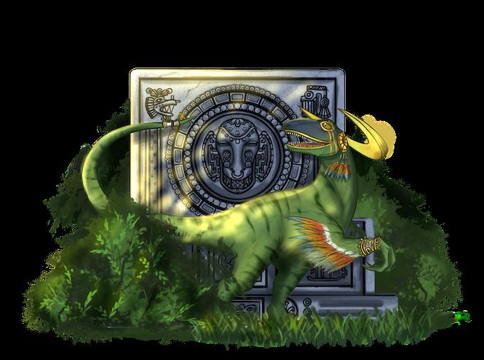 Quetzal Wanderer