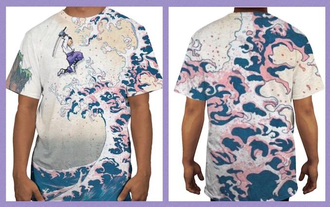 Zombie-Sama! T-shirt