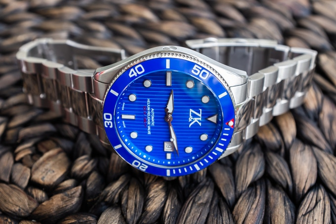 ZK No.2 - Diver The Blue - Picture by Shane Snider, Watcha Facebook Group