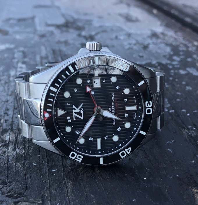 ZK No.2 - GMT The Classic