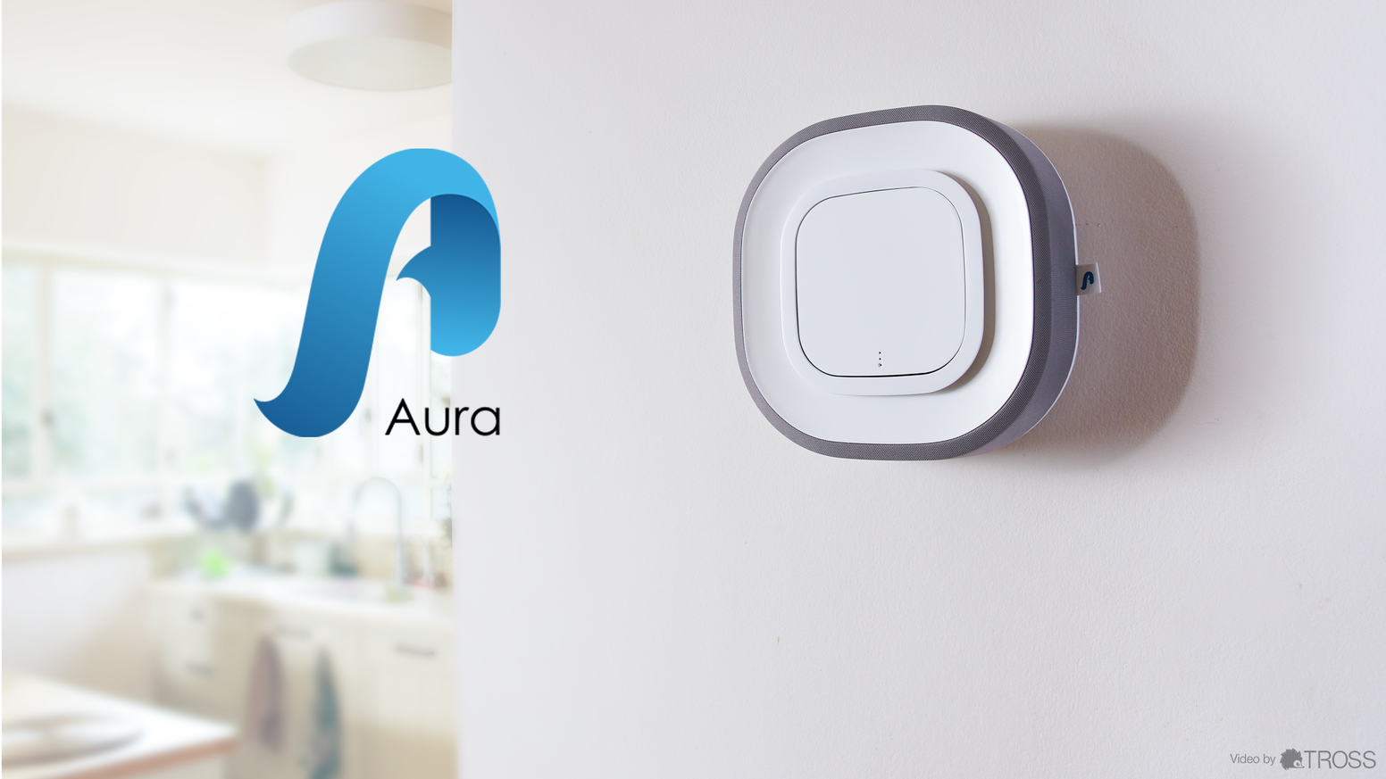 Detect pollutants then clean them right up. Stunning and connected, Aura Air fully and intelligently manages your indoor air quality.