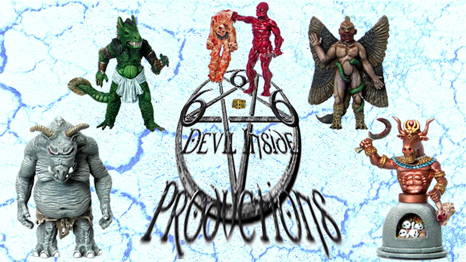 The latest instalment of 28mm classic Demon miniatures.