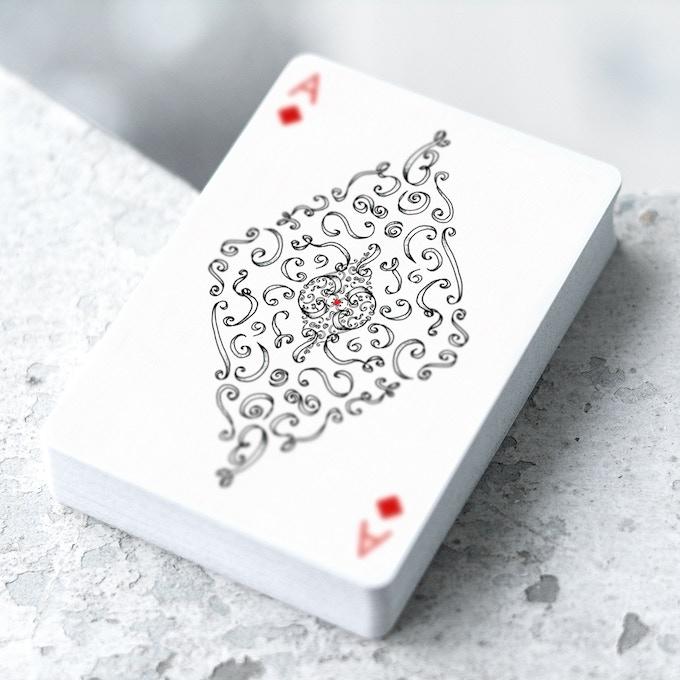 Ace of Diamonds by Mike Harrison (United Kingdom)