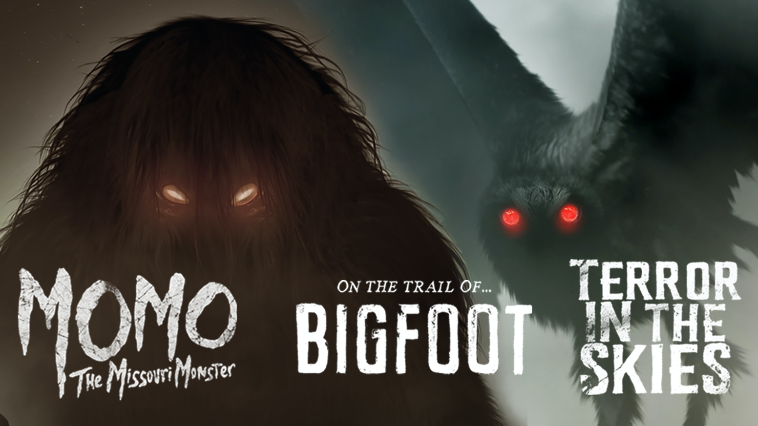 Small Town Monsters: MOMO, Terror in the Skies and Bigfoot