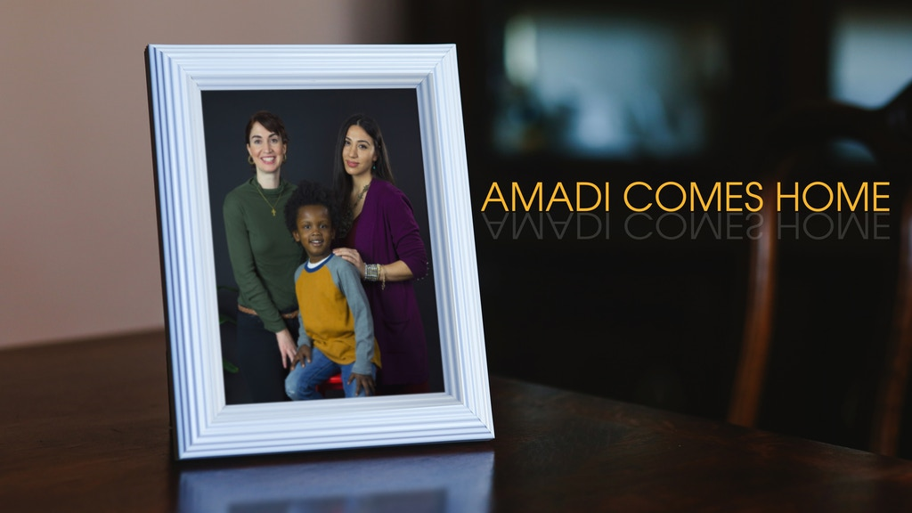 """""""Amadi Comes Home"""" A Short Film project video thumbnail"""