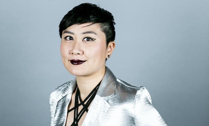 Camilla Zhang, Comics Outreach Lead at Kickstarter.
