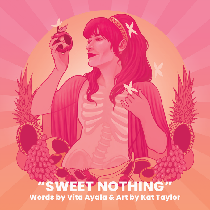 """Sweet Nothing"", cover by Rachel Perciphone"
