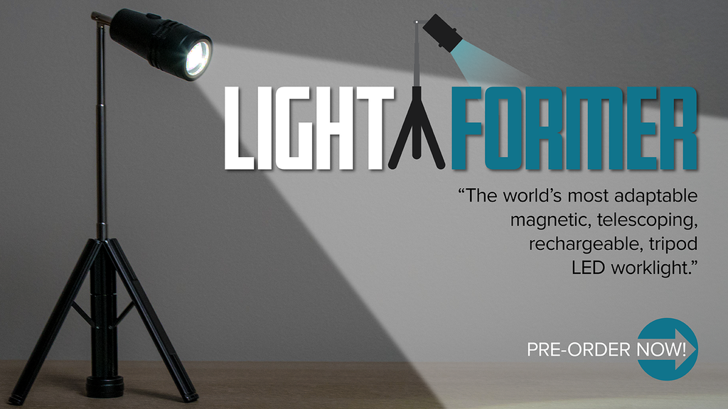 LIGHTFORMER - The World's Most Adaptable Worklight project video thumbnail