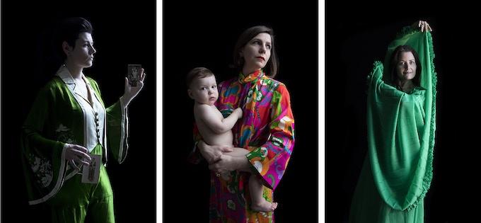 2855f37cd0 Portrait book Artfully Dressed  Women in the Art World by Carla van ...