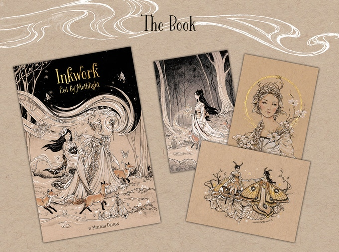 Inkwork Art Book