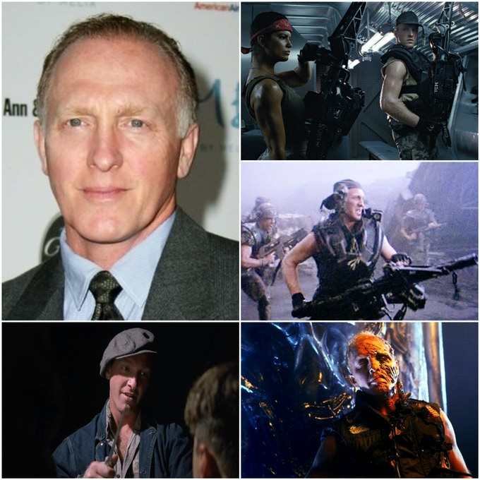 Mark Rolston (Aliens, Shawshank Redemption, SAW, Eraser, Star Trek)