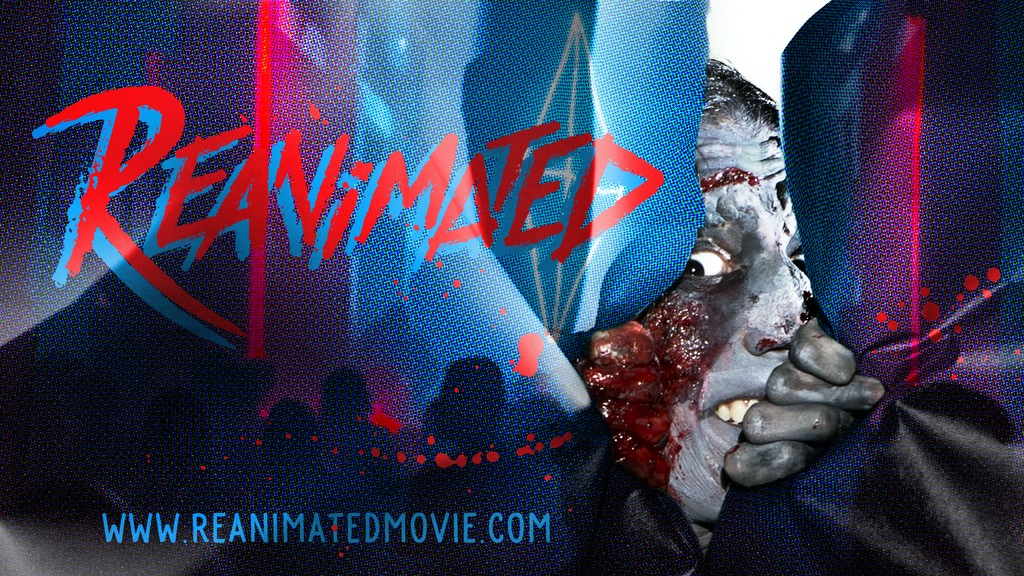 Reanimated - a short film based on the works of HP Lovecraft project video thumbnail