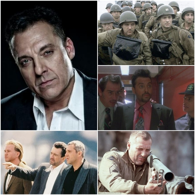 Tom Sizemore (Natural Born Killers, Saving Private Ryan, Heat, Blackhawk Dawn)