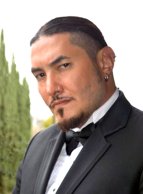 Pablo C. Vergara as Sigurd Ericssen Aka. Morbid Blackstar
