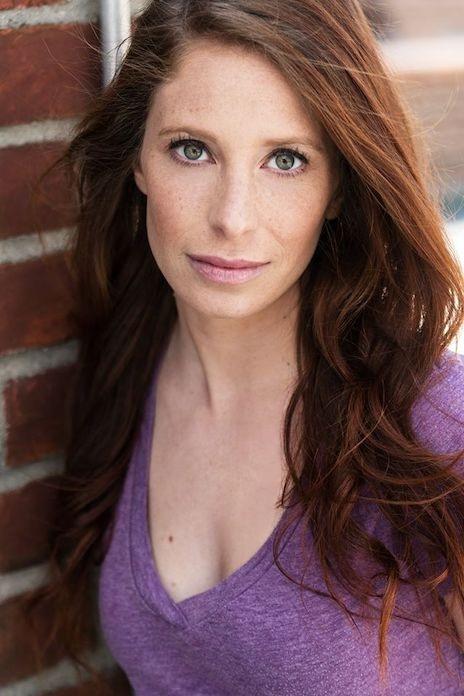Rebecca Jaffe as Persephone