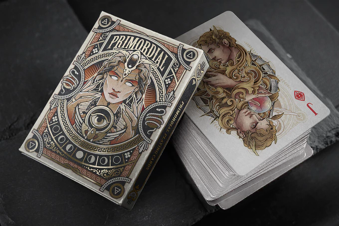 Primordial Playing Cards (Aether Deck)