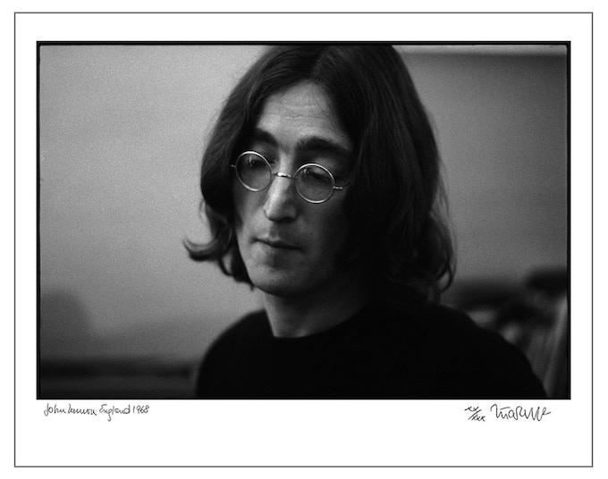 John Lennon London 1968 (8x10 choice)
