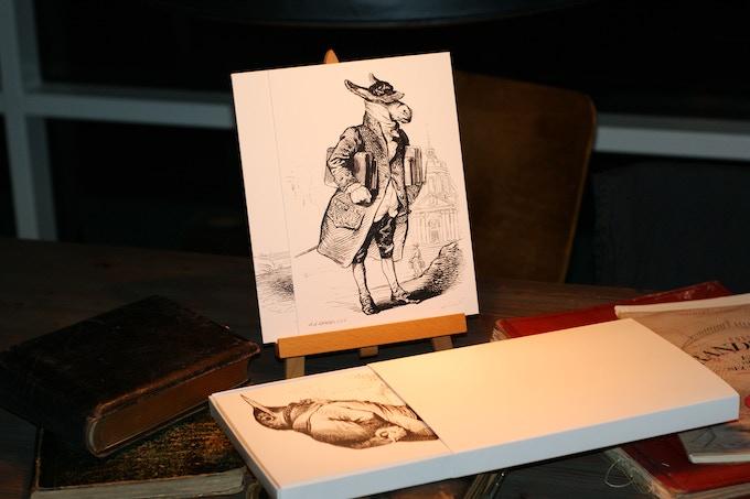 The clean unprinted Box Prototype