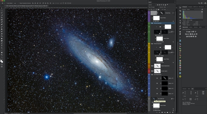 Deep Sky with Your DSLR: From Field to Photoshop by All-Star