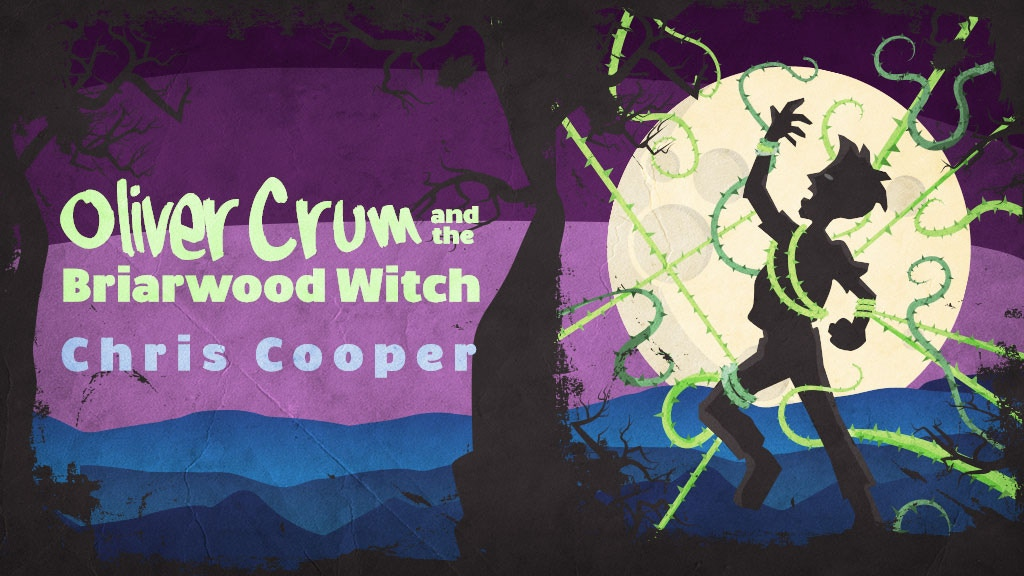 Oliver Crum and the Briarwood Witch - A Supernatural Mystery project video thumbnail