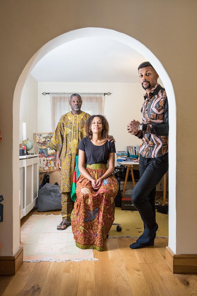 ©Chris Steele-Perkins, Burkina Faso, The New Londoners 2019