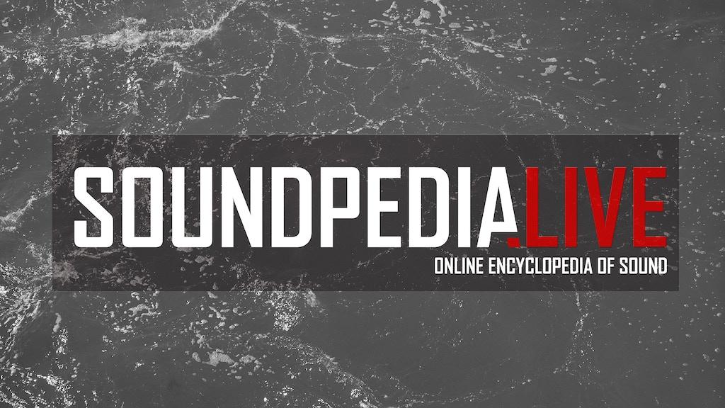 Project image for Soundpedia.Live - Online Encyclopedia of Sounds
