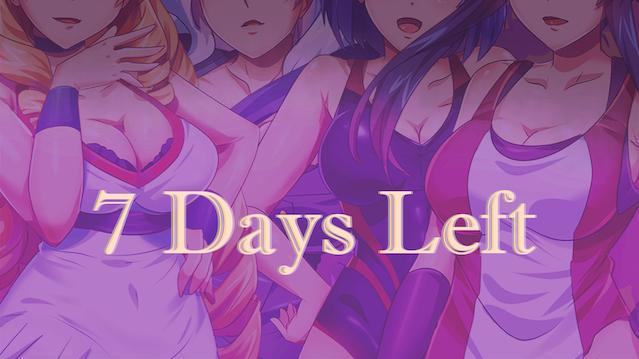 7 Days Left till relaunch!