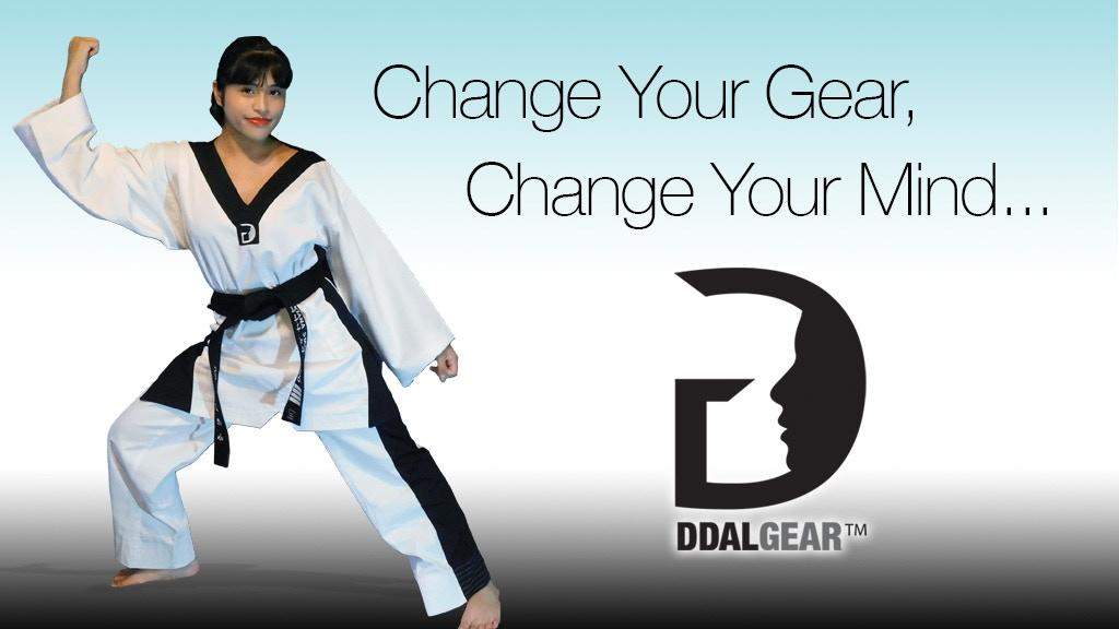 Ddal Gear - Martial Arts Uniforms for Women project video thumbnail