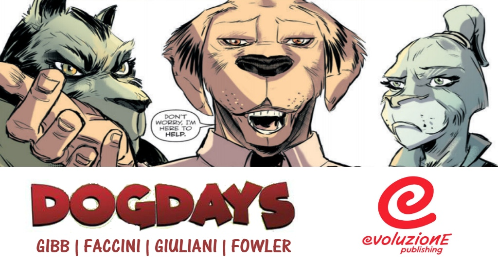 Dog Days - A Zootopia Crime Noir Story - (MAKE 100) project video thumbnail