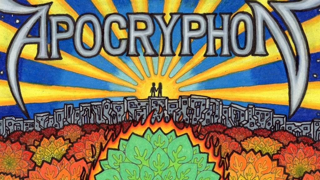 APOCRYPHON: Comic Book Meta-Mythology project video thumbnail