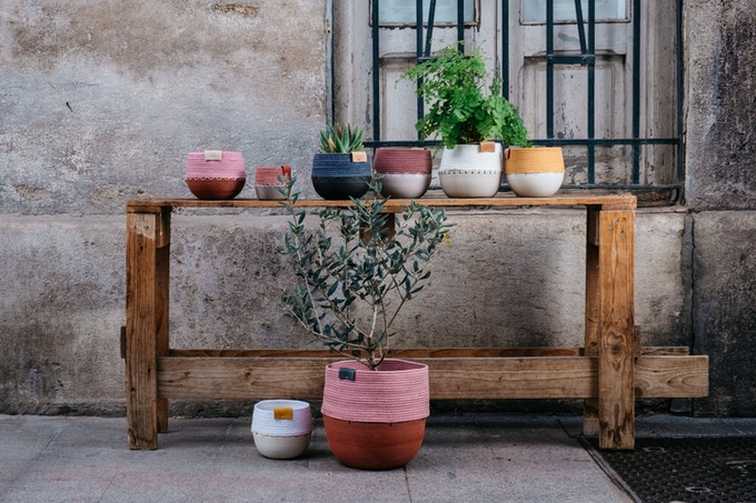 Make 100 | Ceramic Cocoons